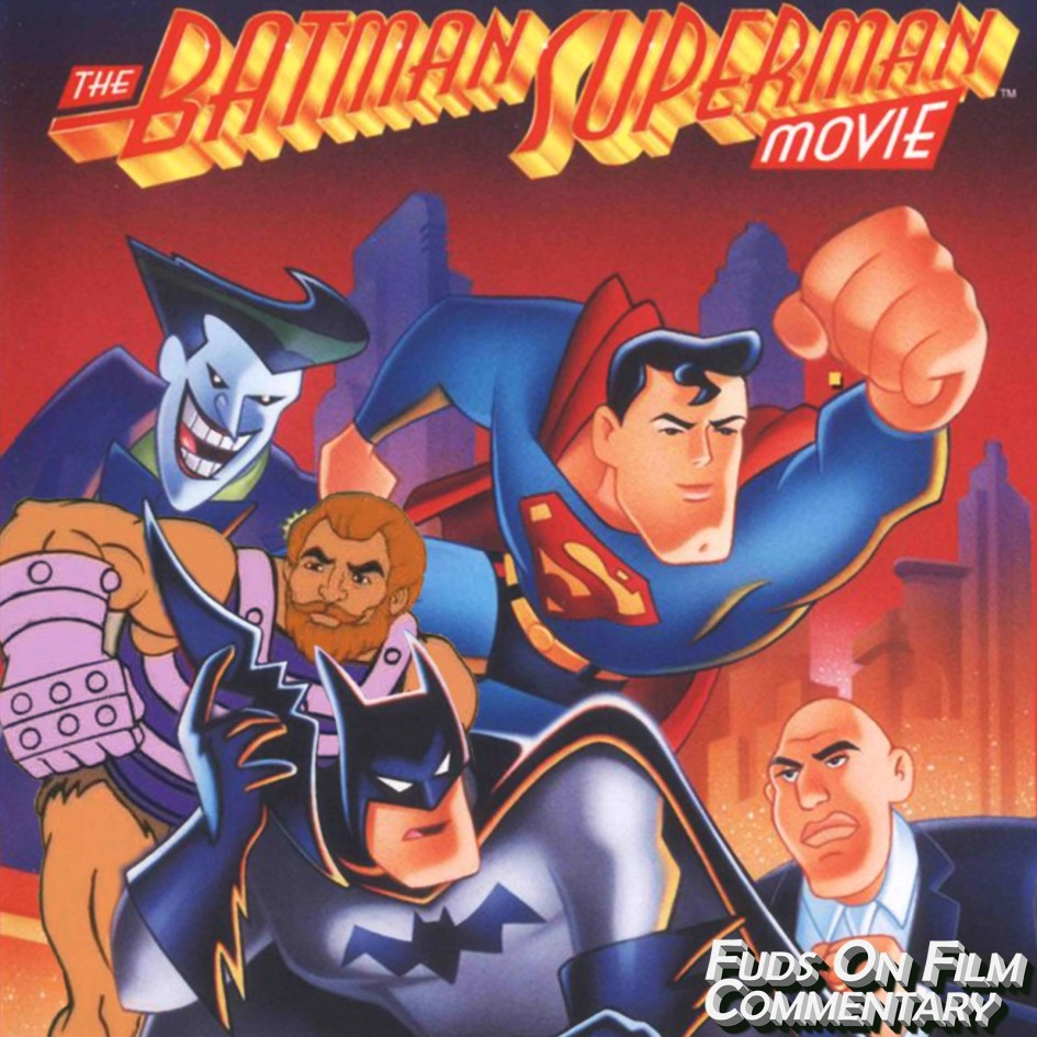 Batman Superman Movie World's Finest (1998 Front Cover