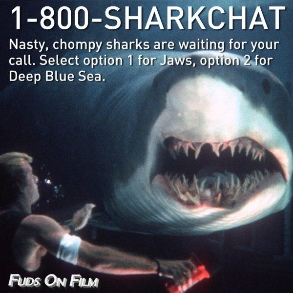Jaws Deep Blue Sea