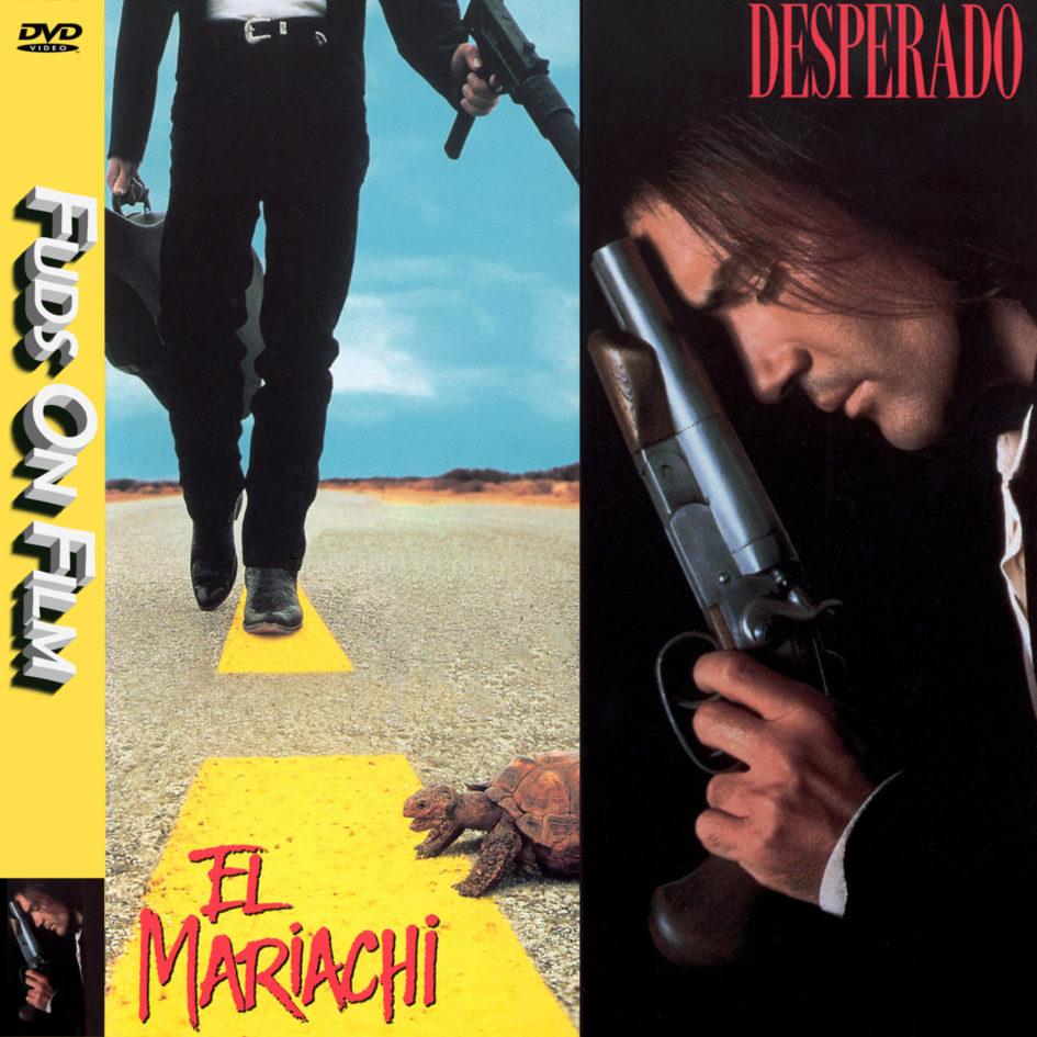 El Mariachi And Desperado Fuds On Film